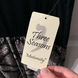 Three Seasons Maternity Dresses - NWT maternity dress